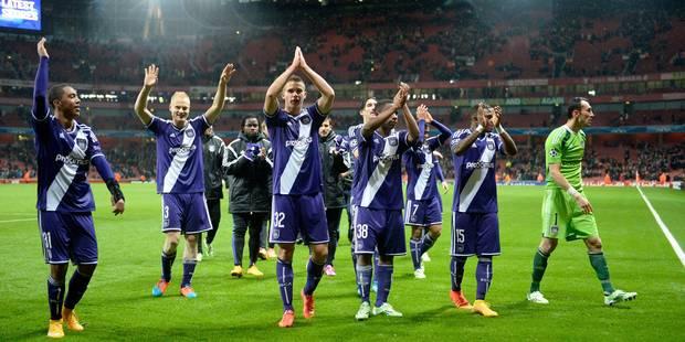 Anderlecht au top, Standard le flop: les événements marquants du foot belge en 2014 - La Libre