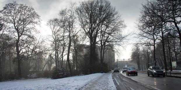 Fin de la phase de vigilance renforcée sur les routes wallonnes - La Libre