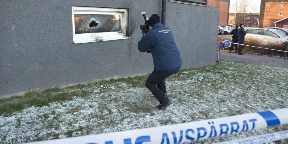 3e attaque contre une mosquée en Suède en 8 jours