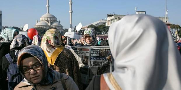 """Turquie: le ministre de la Santé qualifie la maternité de """"carrière"""" - La Libre"""