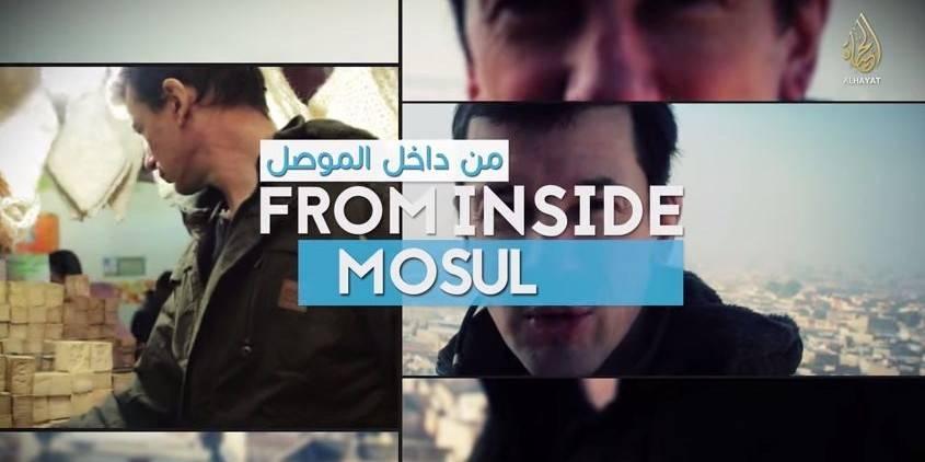 Le groupe Etat islamique mène aussi un jihad médiatique