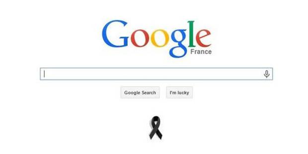 Charlie Hebdo: 3 médias français proposent leurs services, Google rend hommage - La Libre