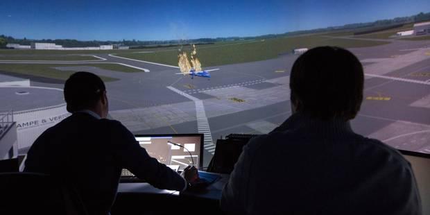 Envie de devenir contrôleur aérien? - La Libre