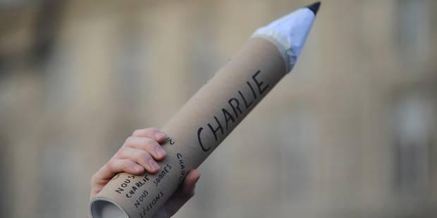 Demandes colossales en Belgique pour le Charlie Hebdo de ce mercredi - La Libre
