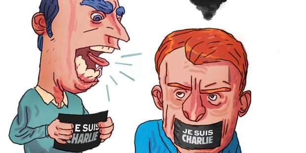 Charlie Hebdo: le courrier des lecteurs - La Libre