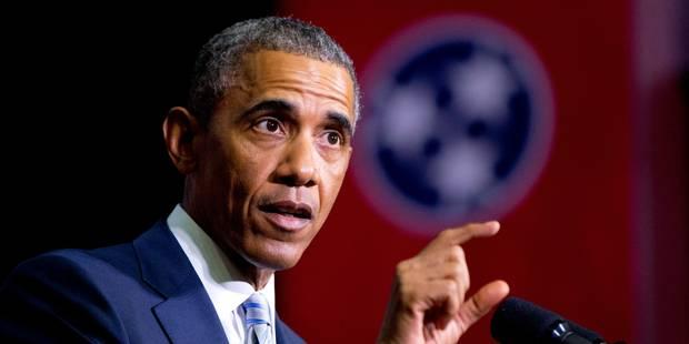 USA: Obama propose une réforme fiscale au bénéfice de la classe moyenne - La Libre