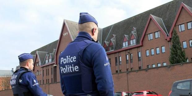 Menaces envers des policiers: 3 personnes libérées - La Libre