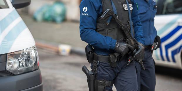Action anti-terroriste: le suspect recherché en Espagne s'est rendu à la police - La Libre