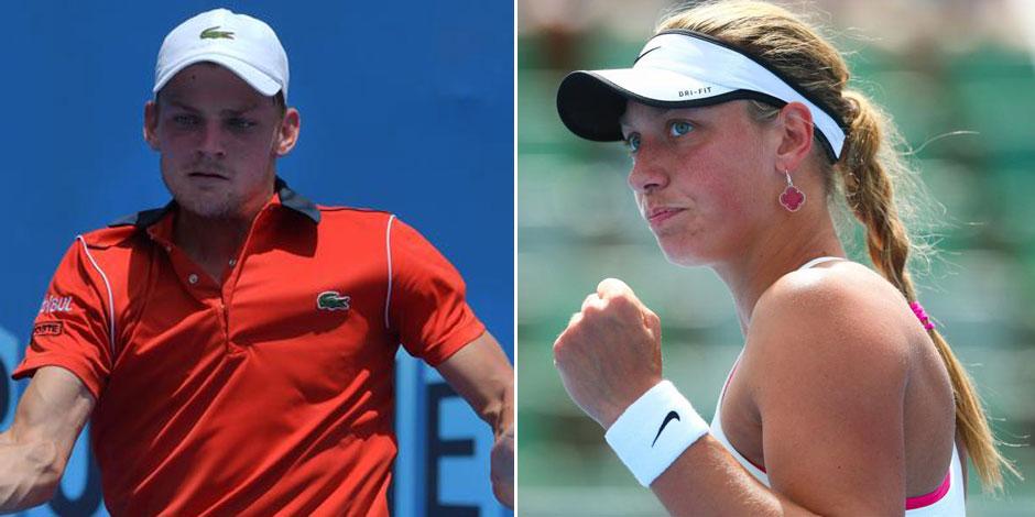Australian Open: David Goffin éjecté dès le 2e tour, ça passe pour Wickmayer