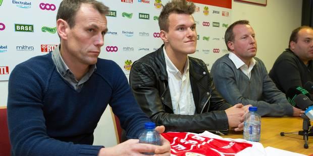Alexander Scholz: voici pourquoi il a préféré le Standard à Anderlecht - La Libre