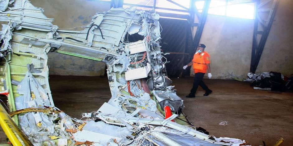 AirAsia: les boîtes noires livrent un nouveau détail sur le drame