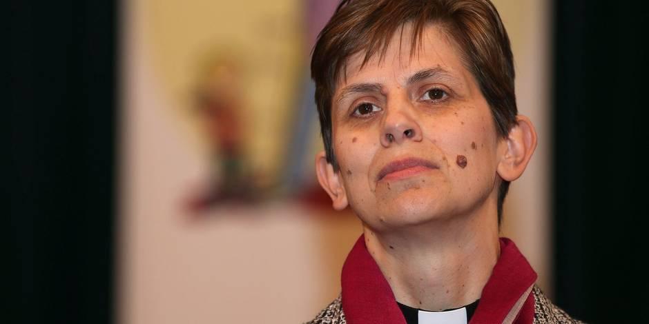 Libby Lane, première femme évêque d'Angleterre, discrète et fan de foot