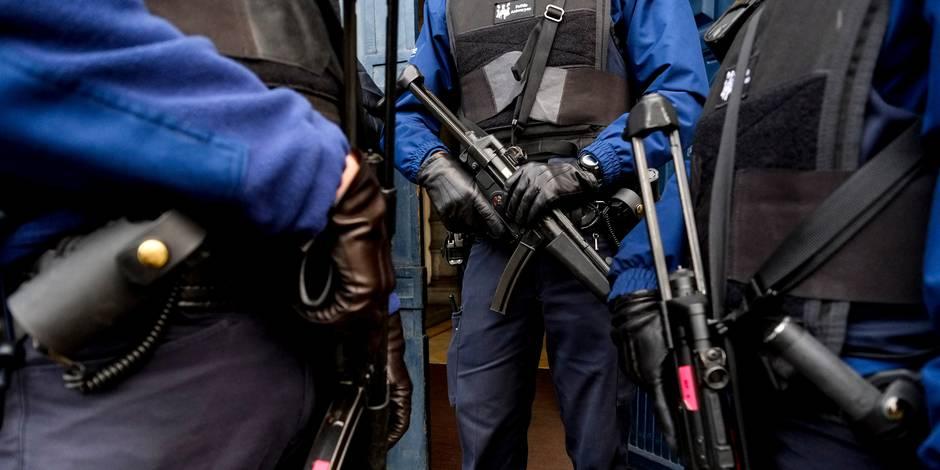 Le puzzle de l'anti-terrorisme belge