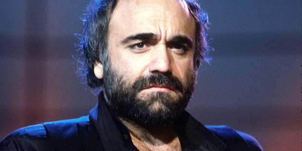 Le chanteur Demis Roussos est décédé - La Libre