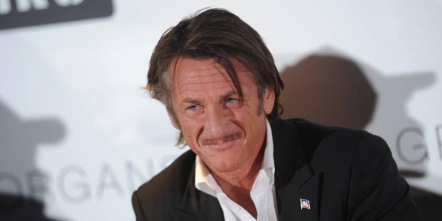 Un César d'honneur pour l'acteur et réalisateur américain Sean Penn - La Libre