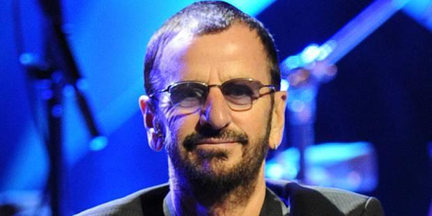 Ringo Starr sort un nouvel album en mars, et part en tournée en Amérique - La Libre
