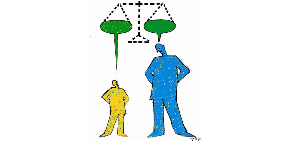 Refuser l'intégration à sens unique