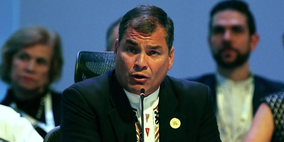 Correa, le président qui a peur des trolls