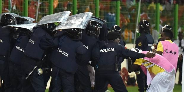 CAN: le Ghana en finale aux dépens de la Guinée Equatoriale après un match marqué par des incidents - La Libre