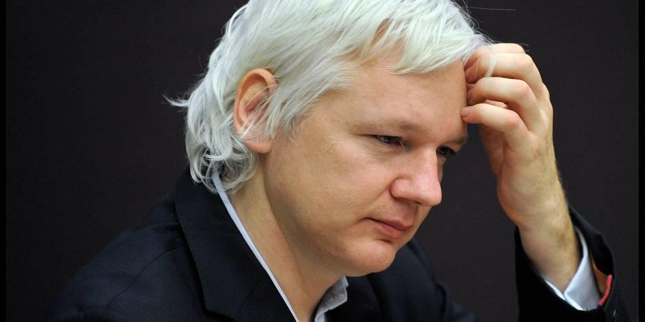 La surveillance de Julian Assange a déjà coûté plus de 13 millions d'euros