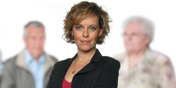 Inga Verhaert candidate au poste de vice-présidente du sp.a aux côtés de Bruno Tobback - La Libre