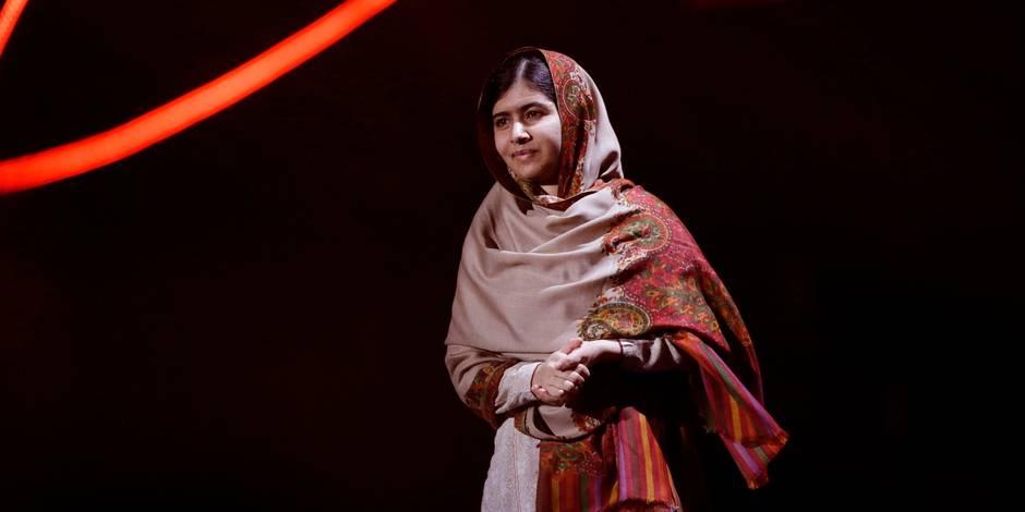 """Lycéennes enlevées par Boko Haram: au 300e jour, Malala crie à """"l'urgence"""""""