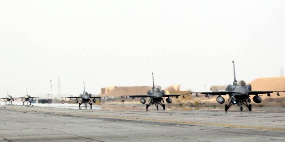 """La Jordanie a détruit """"20% des forces de l'EI"""" en 3 jours et promet d'intensifier ses frappes"""