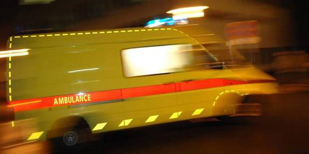 5 jeunes fauchés en bord de route près de Namur: les victimes avaient commis une imprudence - La Libre