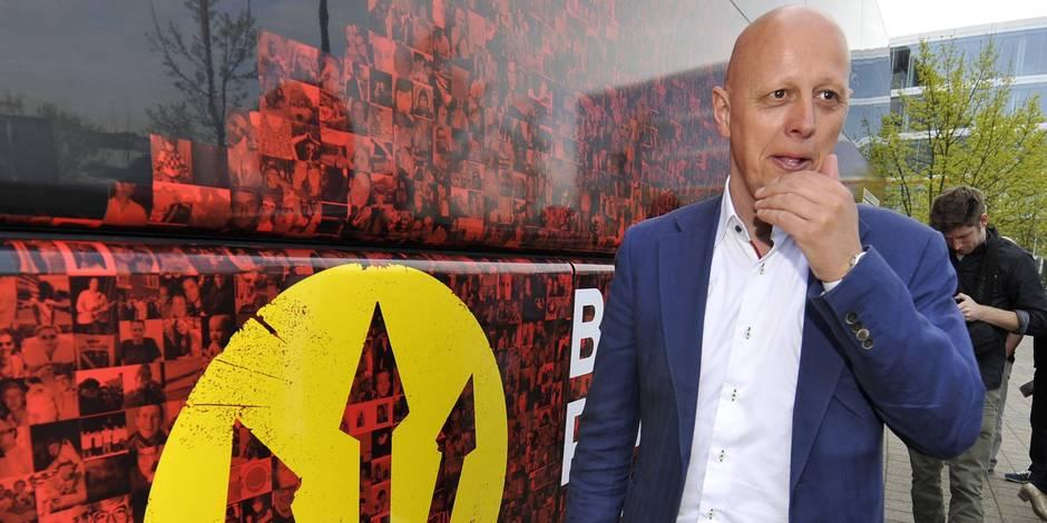 Union belge: le CEO Steven Martens démissionne