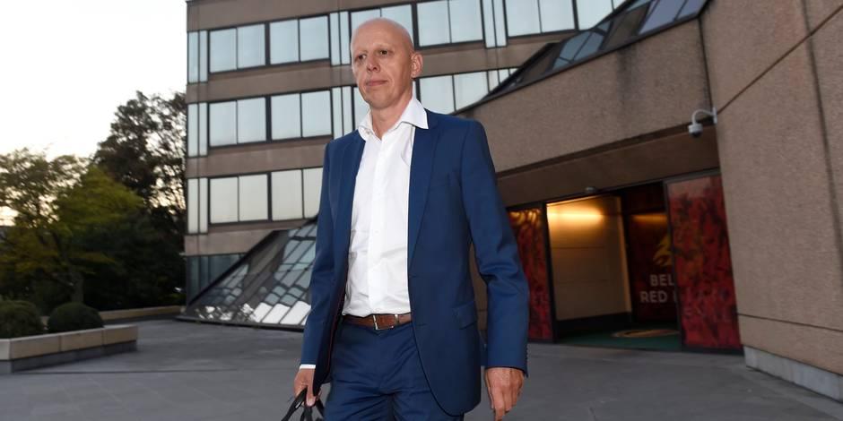 Union belge de football, le retour des vieux démons