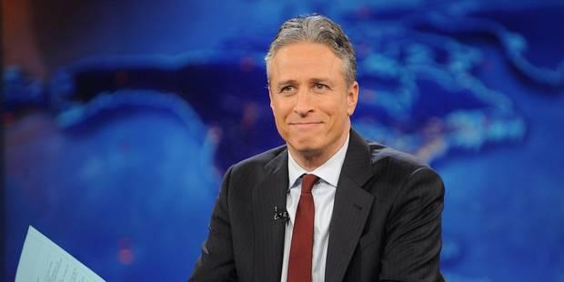 """USA: l'humoriste vedette Jon Stewart quitte l'émission culte """"The Daily Show"""" - La Libre"""