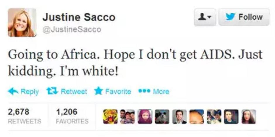 Comment un tweet a ruiné sa vie