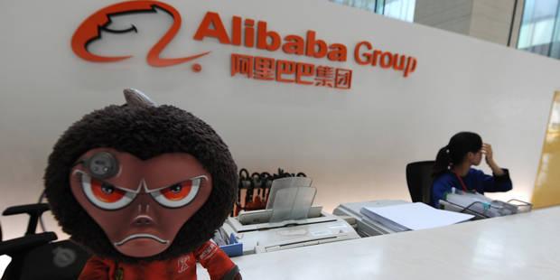 Les employés d'Alibaba privés d'étrennes pour le Nouvel an chinois - La Libre