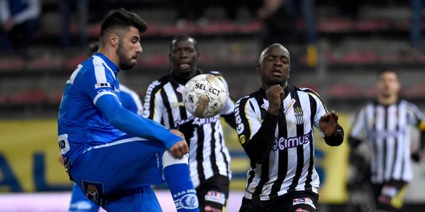 Charleroi peut s'en vouloir (0-0) - La Libre