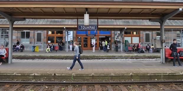 Aucun train belge ne circule entre Tournai et Lille - La Libre