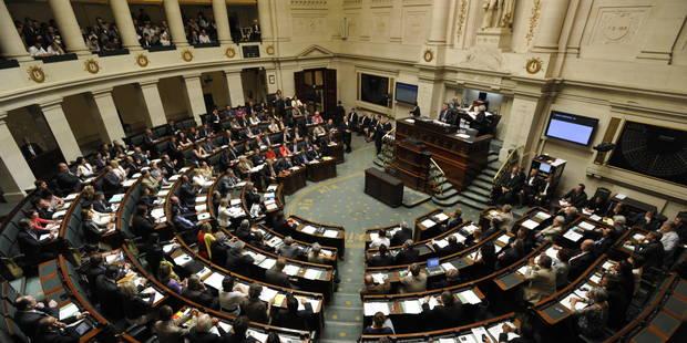 De l'usage des poings au Parlement: la Belgique aussi a connu la violence dans l'hémicycle - La Libre