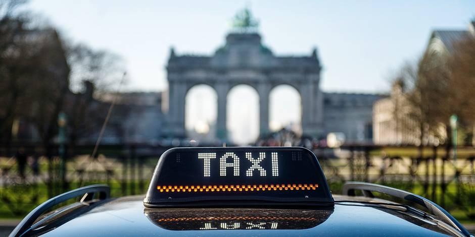 Le nouveau plan de Pascal Smet pour les taxis - La Libre