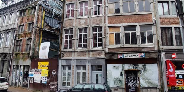 12 nouveaux logements dans le quartier Saint-Nicolas à Namur - La Libre