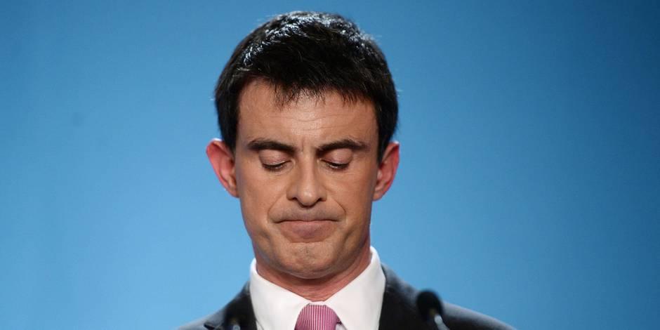 """Valls qualifie Bachar el-Assad de """"boucher""""... et fâche les bouchers"""