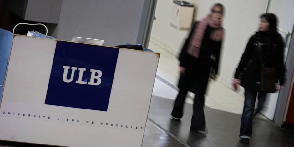 Incident antisémite à l'ULB: les étudiants du BDS et de l'UEJB reçus par le recteur