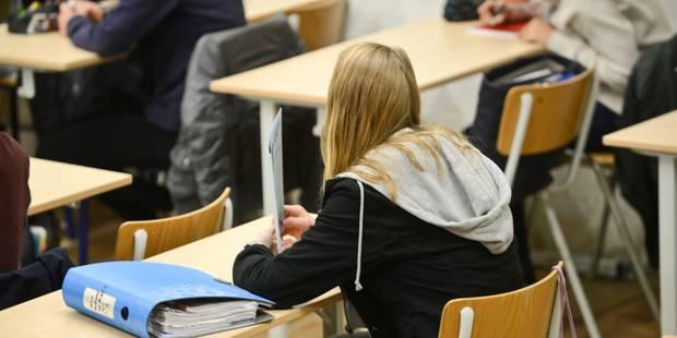 Découvrez le classement de votre école (INFOGRAPHIE) - La Libre