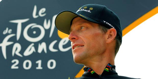 Les anciens dirigeants du cyclisme ont fermé les yeux sur Armstrong - La Libre