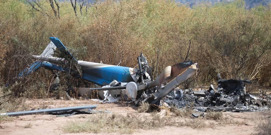 10 morts lors du tournage de Dropped: que peut-on déduire en regardant la vidéo du crash?