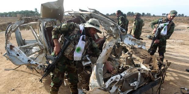 Attentats suicide en Irak: un Belge parmi les kamikazes - La Libre