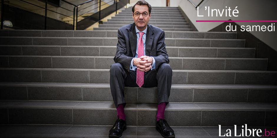 """Bruno Colmant: """"Notre système des pensions est tout simplement insoutenable !"""" - La Libre"""