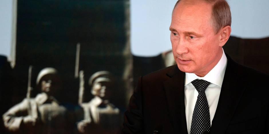 Mais où est donc passé Vladimir Poutine ?