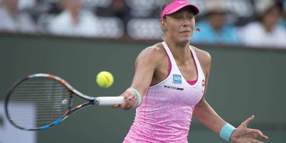 WTA Indian Wells : Wickmayer s'incline face à Sharapova, Flipkens sortie par Azarenka
