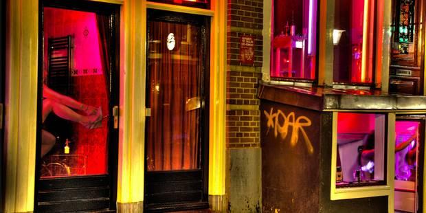 Lèche-vitrines à Amsterdam - La Libre