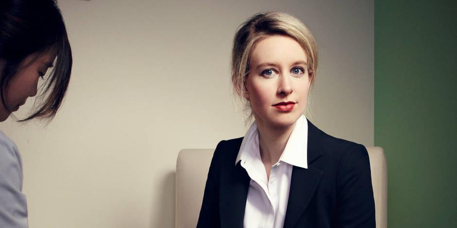 Elizabeth Holmes, portrait de la plus jeune entrepreneure milliardaire au monde