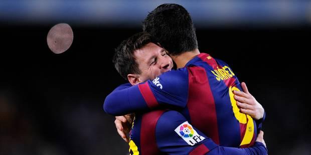 Le Barça remporte le Clasico et s'envole en tête de la Liga (2-1) - La Libre
